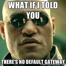 default-gw