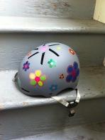flowery helmet side 2