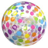 rainbow-dot-ball